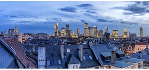 Hohe Mieten sind für 45 Prozent der Frankfurter ein Problem