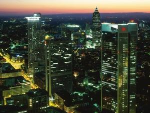 Frankfurt treibt europäischen Büromarkt-Mietpreisindex an