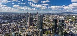 Immobilienmarkt: Büroinvestments in Frankfurt toppen alles