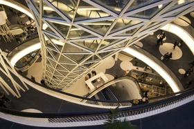 Frankfurt Zeil Shopping-Center
