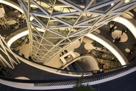 Frankfurt Zeil Shopping-Center