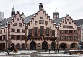Frankfurter Römer_Rathaus_Frankfurt