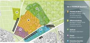 Mannheim: Formart baut 250 Wohnungen im Franklin Quartier