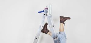 Tödliche Gefahr: Leiterunfälle vermeiden