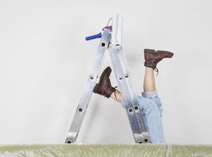 DIN EN 131: Arbeiten auf Leitern