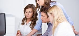 Ausbildungsberufe: Kaufmann sticht Fachinformatiker