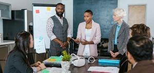 Wie Startups vom Know-how ihrer Investoren profitieren