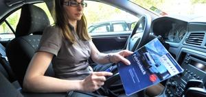 Firmenwagen und Fahrtenbuch