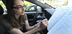 Diktiergerät und Excel-Tabelle kein ordnungsgemäßes Fahrtenbuch