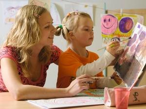 Betreuungskosten für unter dreijährige Kinder