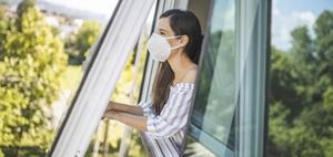 Corona-Schutz: Richtig lüften ohne sich zu erkälten