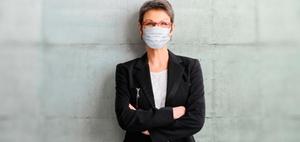 Neue Studie: Verwaltung in der Coronakrise