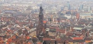 Büromietmarkt: Freiburg entwickelt sich zum teuersten B-Standort