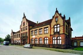 Freiburg Zollamtsgebäude Aurelis
