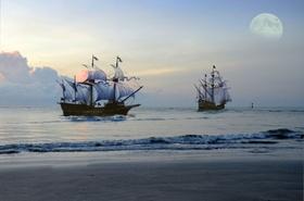 Segelschiff Pionier Leadership Führung