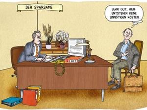 Einzelbüro punktet bei Steuerberatern