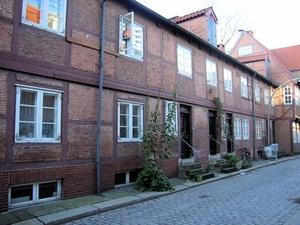 """Erstes Haus im Hamburger """"Gängeviertel"""" ist saniert"""