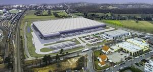 IDI Gazeley baut Distributionszentrum in Flörsheim
