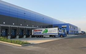 Gazeley Logistikzentrum Rigterik
