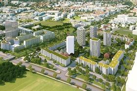 GBW Projekt Wohnquartier Südseite München-Obersendling