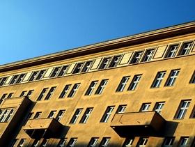 Gebäude Karl-Marx-Allee Berlin