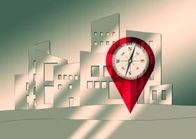 Gebäude Kompass Klimaziele