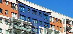 Wohnungsneubau: Wieder mehr Genehmigungen erteilt