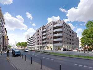 KGAL-Fonds erwirbt Gebäudekomplex Oskar 3 in Frankfurt-Ostend
