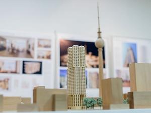 Projekt: Gehry baut Hines-Hochhaus am Berliner Alex