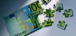 Geldscheine zu Konfetti verarbeitet: Ersatz von der Bundesbank?