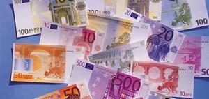 Finanzierungsüberschuss Bund Länder Gemeinden