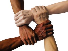Gemeinschaft mit Vielfalt