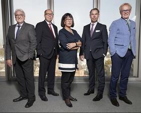 Gerchgroup Aufsichtsrat und Vorstand