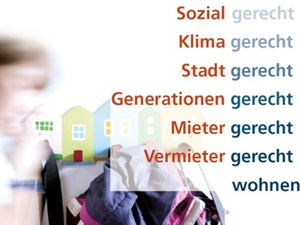 Bundestagswahl 2013: Wettstreit um das Thema Wohnen