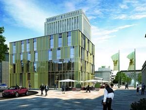 Unternehmen: Omega managt Gerling-Quartier in Köln
