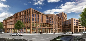 Bauplan für ehemaliges Hertie-Grundstück in Hamburg liegt vor