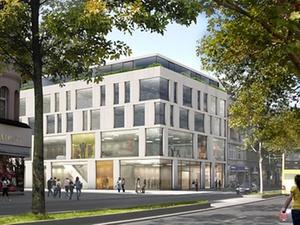 Volkswohl Bund kauft Berliner Geschäftshaus