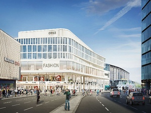 Hines realisiert Geschäftshaus in Berliner City West