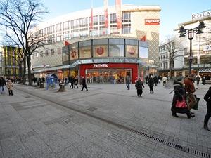 Reit kauft Geschäftshaus in der Wuppertaler Innenstadt