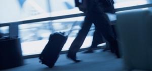 Kilometersätze bei Bahnreisen oder Flügen