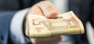 Zahlung für beschleunigtes Ende des Arbeitsverhältnisses