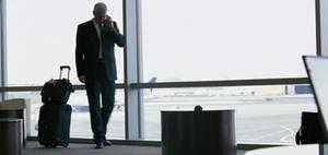 Flughafen als erste Tätigkeitsstätte bei Flugpersonal