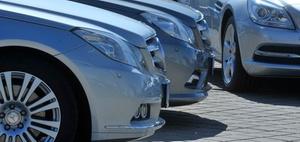 Private Kfz-Nutzung von mehreren Firmenwagen