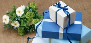 Geschenke an Mitarbeiter und Geschäftsfreunde