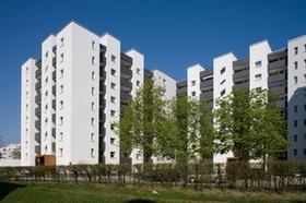 Gesobau Panorama Märkisches Viertel