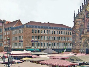 P&P kauft Liegenschaft in der Nürnberger Innenstadt