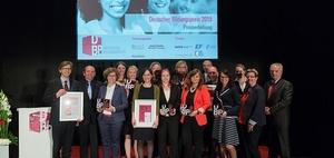 """Weiterbildung:  für """"Deutschen Bildungspreis 2016"""" bewerben"""