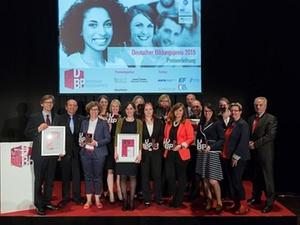 Award: Dritter Deutscher Bildungspreis verliehen