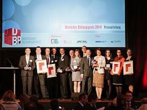 Award: Gewinner des zweiten Deutschen Bildungspreises