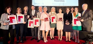 Deutscher Bildungspreis 2017: Sonderkategorie Ausbildung